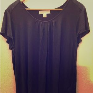 Xl  black t shirt